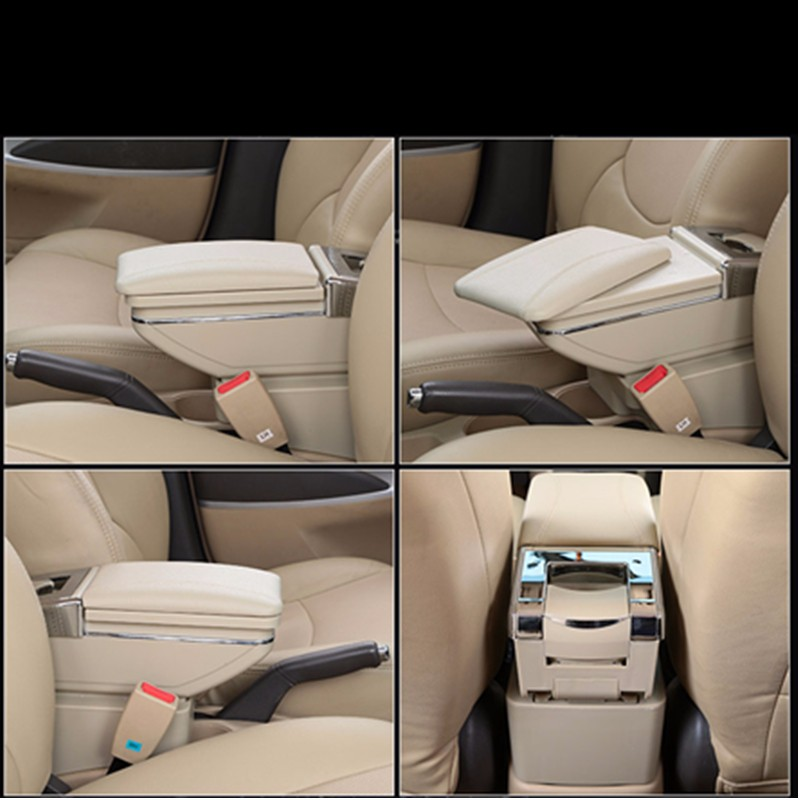 Car Arm Rest Armrest Box For Mazda 2 2008 2009 2010 2011 2012 2013 Central Console Arm Boxes Cup Holder Ashtray Car Styling in Armrests from Automobiles Motorcycles