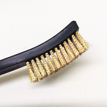 Cleaning-Tools Brush Brass-Wire-Brush Dust-Drill Steel-Wire Nylon 3pcs/Set 17cm Suitable-For