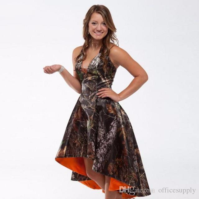Online Get Cheap Camo Bridesmaid Dresses -Aliexpress.com ...