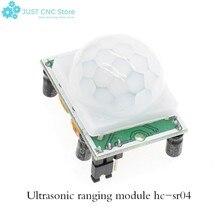1pcs Shengyang Hc-sr501 Adjust Ir Pyroelectric Infrared Pir Motion Sensor Detector Module For Arduino For Raspberry Pi Kits