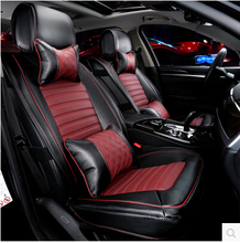 2015 Newly Special seat covers for Mazda 3 Axela 2014 fashion carbon fiber leather seat cover