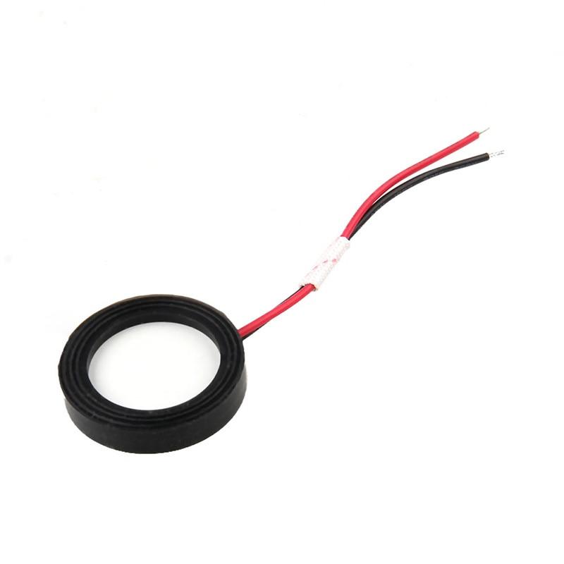 Creative 1 x 25mm Fogger Ceramics Discs w/ Wire Sealing Ring Ultrasonic Mist Maker