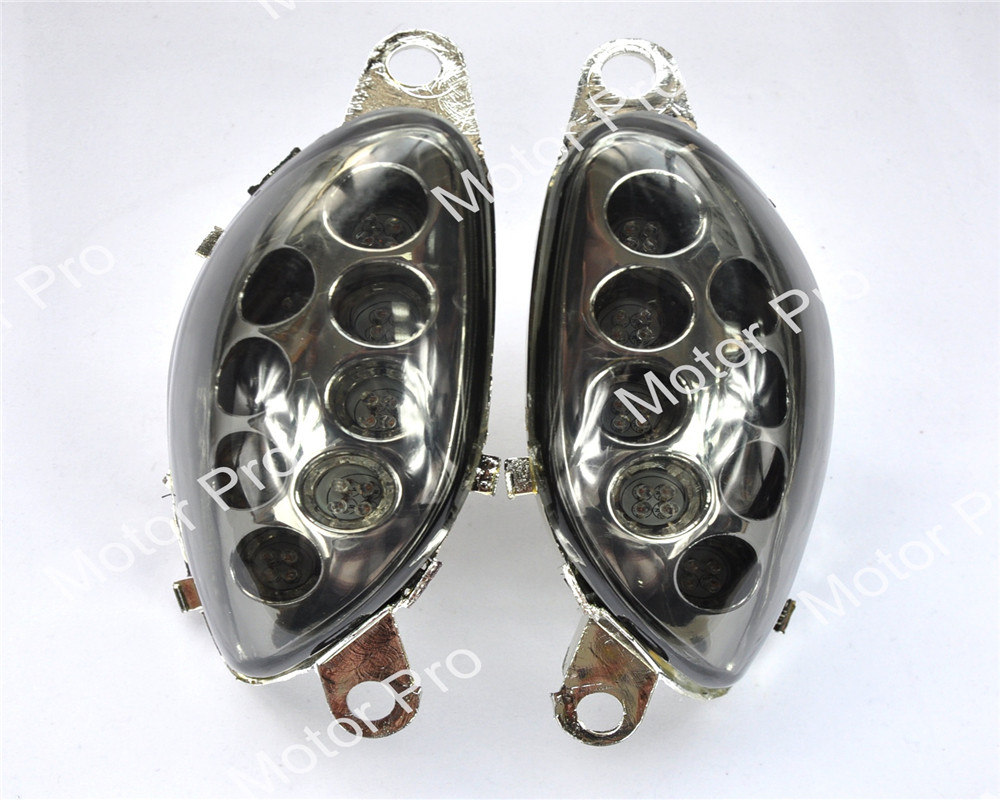 For Suzuki GSXR 1300 1999 - 2007 Front Light Cover Turn Signal Len GSX R GSX-R Hayabusa 2000 2001 2002 2003 2004 2005 2006