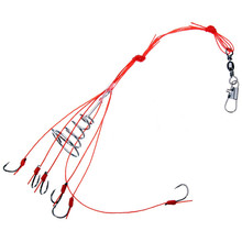 Bobing 2pcsbag High Quality Explosion Fishing Hook 10g 5 Sharp 6 Sizes Hooks Carbon Steel Fishing Tackle Accessories Pesca