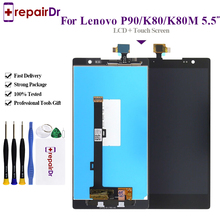 Screen Display Lenovo K80