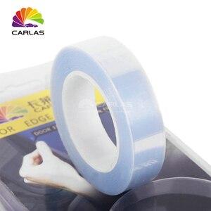 Image 2 - O envio gratuito de 1.5 cm x 5 m pele rinoceronte carro pára choques capa película proteção tinta vinil transparente transparente