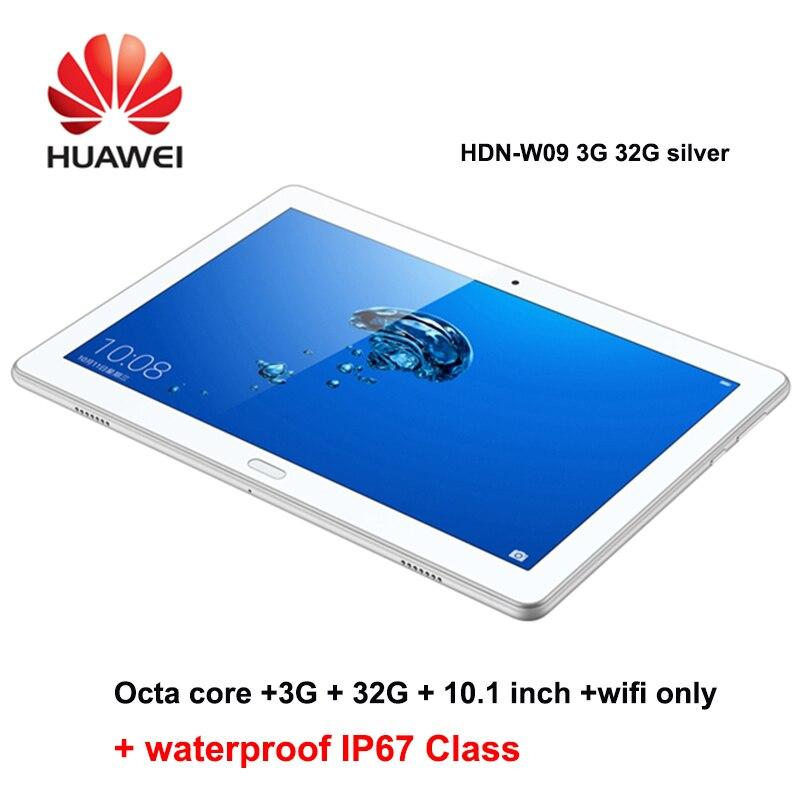 Huawei honour étanche IP67 WaterPlay tablette Kirin 659 octa core 10 pouces wifi/LTE empreinte digitale HUAWEI MediaPad M3 lite 10 WP