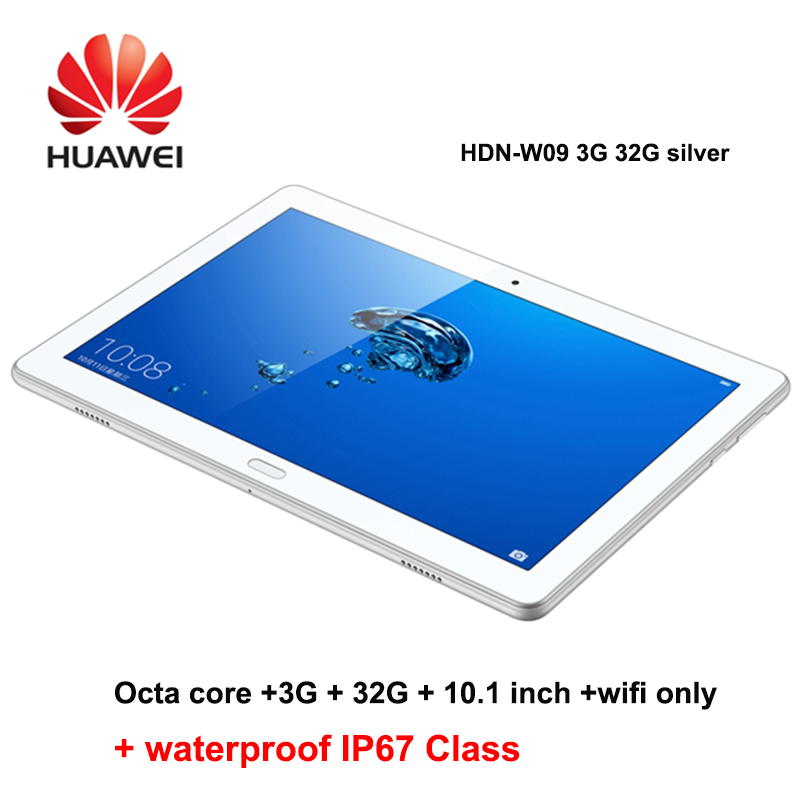 Huawei Honor Waterproof IP67 WaterPlay Tablet Kirin 659 Octa Core 10 Inch Wifi/LTE Fingerprint HUAWEI MediaPad M3 Lite 10 WP