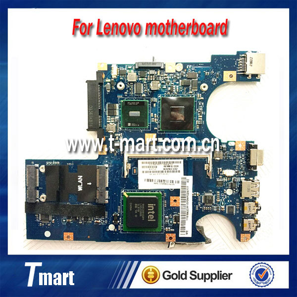ФОТО 100% Original laptop motherboard LA-5071P for Lenovo S10-2 with CPU Intel N280 or N270 good condition fully tested working well