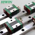 2 stück CNC HIWIN HGR 1000mm länge linearführung 4 stücke HGH20CA wagen blocker-in Holzbearbeitungsmaschinen-Teile aus Werkzeug bei