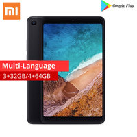 Xiaomi Mi Pad 4 MiPad 4 Tablet 8 inch 32GB/64GB 1920x1200 FHD 13.0MP+5.0MP AI Face ID Android 8.0 Tablet Type C