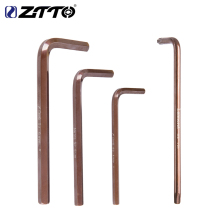 ZTTO Bicycle Repair Tools 4mm Hex Key Wrench 5mm Allen Key 6mm Hexwrench Sets Torx T25 Tool Set цена
