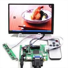 цена на HDMI+VGA+2AV+Remote Lcd controller Board+7inch 1280*800 N070ICG-LD1 IPS LCD