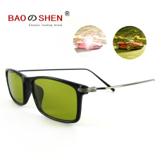 Car night vision glasses men day and dual-use driving special anti-high beam lights polarized sunglasses
