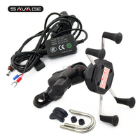 Phone Navigation Bracket For DUCATI Hypermotard 796 821 939 1100 2010 2018 GPS Mobile Phone Holder Motorcycle Accessories