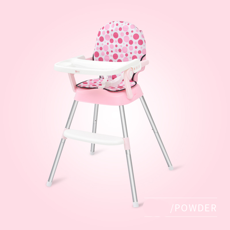 Baby High Chair Eating Booster Seats Dining Table Multi-function Adjustable Kids Chairs Baby Portable Infant Seat тарелочки constructive eating