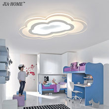 ceiling mount light fixtures Ultra-thin cloud Acrylic Ceiling Lamp 21W/26W/30W for baby's  bedroom De Techo Plafond Abajuri