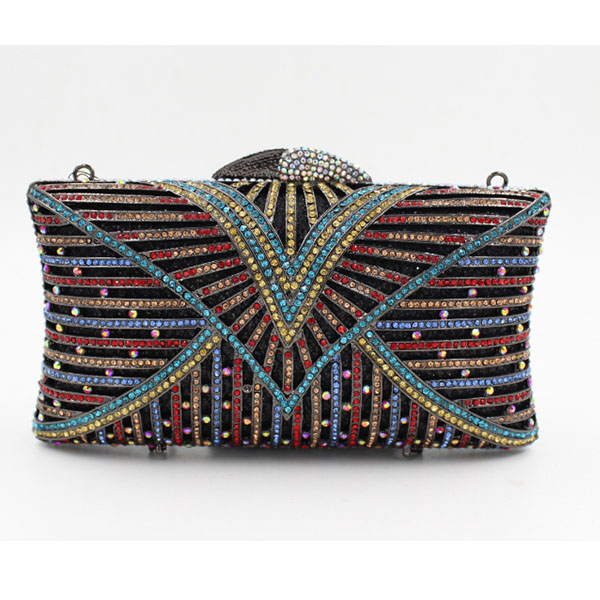 Ladies Wedding Evening Clutches Bags Girls Day Clutches Diamond black Purse College Students Party clutch evening purse Bag pink карабин black diamond black diamond rocklock twistlock