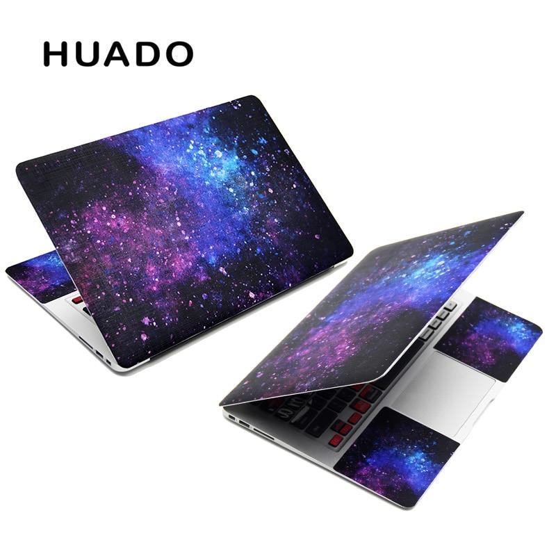 Starry Sky DIY Osobowość Naklejka naklejka na laptopa 13 15 15,6 - Akcesoria do laptopów - Zdjęcie 3