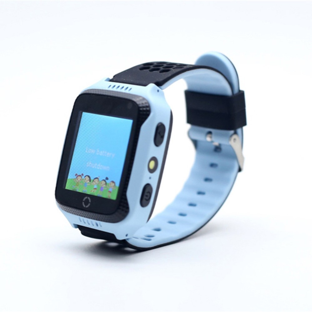 Smart Watches Kids Boy Girl GPS Watch With Camera For Apple Android Phone Safe Anti-Lost Smartwatch SIM Call Intelligent Clock
