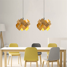 Modern Light Kitchen Hanging Master Bedroom Nordic Loft Fixtures Cafe Lamp Pendant Reading Decor