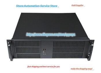 3U caja de servidor de Control Industrial 39CM soporte profundo Disco Duro PC caja de pala grande
