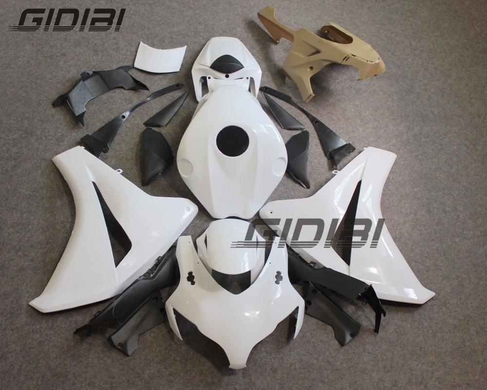 Voor HONDA CBR1000RR CBR 1000RR 2008 2011 Unpainted ABS Kuip Body KIT 09 10 + 4 Gift