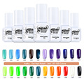 5ml Led Gel Nail Polish Vernis Semi Permanent Uv Gellacke Gel Lak Uv Nail Gel Nail Art Gel Polish Basecoat Nagellak ZJJ010
