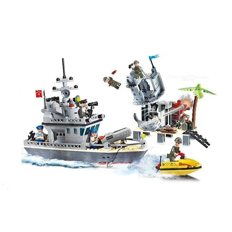 Building Blocks Compatible with Lego Enlighten E819 505P Models Building Kits Blocks Toys Hobby Hobbies For Chlidren