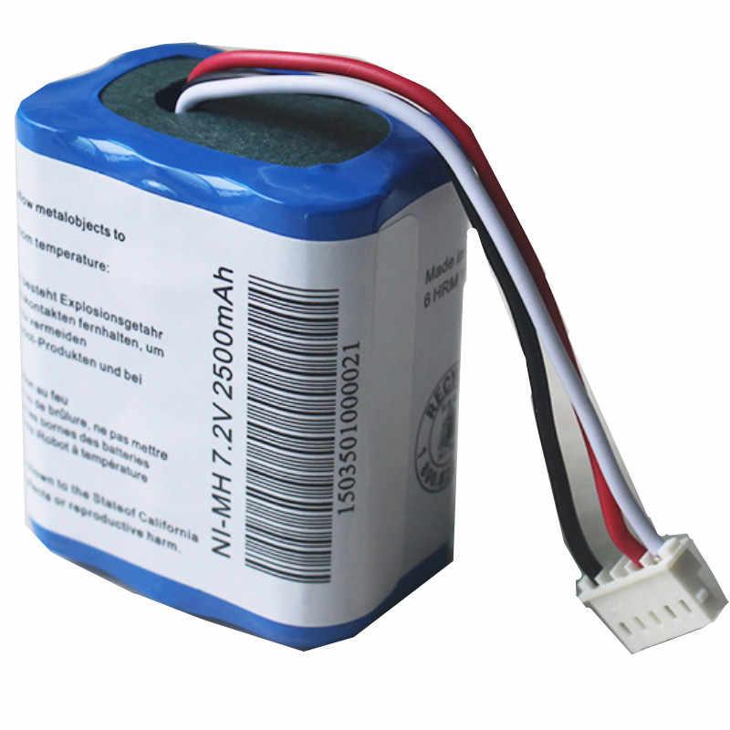 7 2 V 2500 mAh для iRobot Roomba Braava 380 & T вакуумная Замена Ni MH батарея высокого качества
