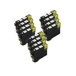 Kompatybilny T1331 BK czarny wkład atramentowy do projektora EPSON T12 T22 TX120 TX129 TX235 TX420 TX320F TX420W TX430W N11