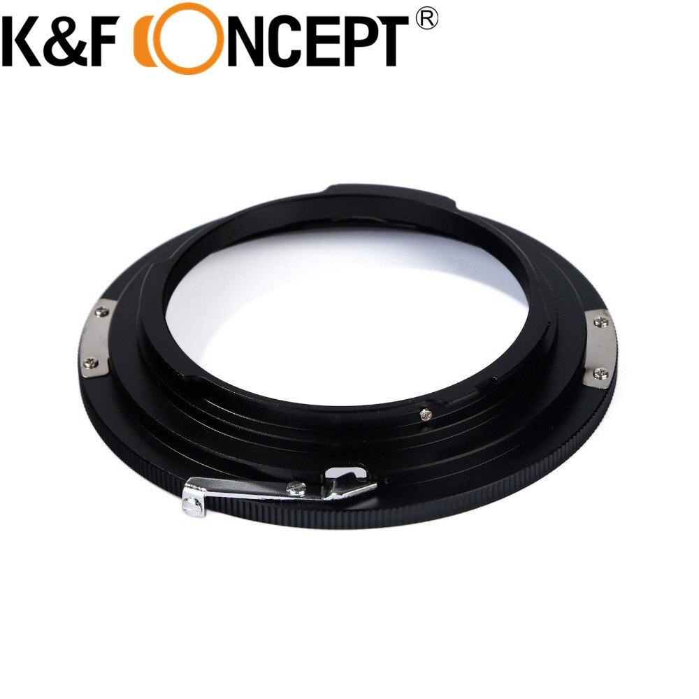 K & F Concept Pentax 645 адаптер для крепления объектива камеры Hassel Hasselblad HB