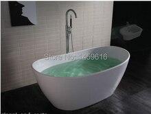 SUPERIOR QUALITY STONE BATHTUB SOILD SURFACE STONE BATHTUB ARTIFICIAL STONE TUB OCEAN SHIPPING FREE 1015