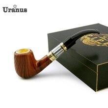เดิมบุหรี่อิเล็กทรอนิกส์ePipe 618ชุดเดียวการสูบบุหรี่ที่มีคุณภาพที่ดีที่สุดอีท่อ618 2.5มิลลิลิตรเครื่องฉีดน้ำที่มี18350แบตเตอรี่ไม้vape