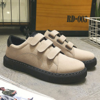 Casual Vulcanize Shoes for Men Cross tied Spring Autumn Fashion Sneakers Low Casual Shoes