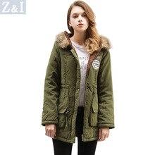 casaco jaqueta feminina Parkas Female Women Coats Outwear Jacket Thick Fleece casacos de inverno feminino Parka