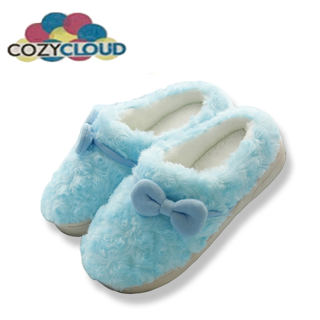 COZY CLOUD Family Home Slippers Indoor Shoes Wear Resisting House ...