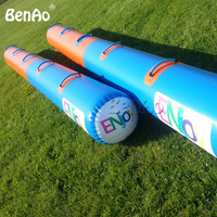 S267 Gonfiabile caterpillar, tubi per il salto gonfiabile Giochi Sportivi/rury fare skakania per Bambini e adulti per 1 pz