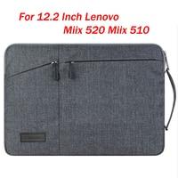 Hand Holder Design Laptop Sleeve Bag For 12 2 Inch Lenovo Miix 510 Miix5 Fashion Tablet