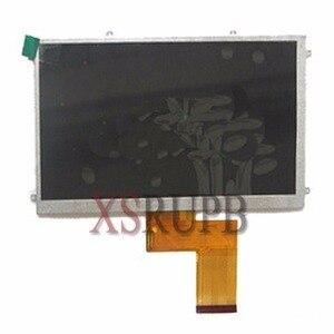 Nowy 7 cal 50pin kr070pe7t FPC3-WV70021AV0 ekran LCD wyświetlacz dla Freelander pd10 pd20 Tablet PC