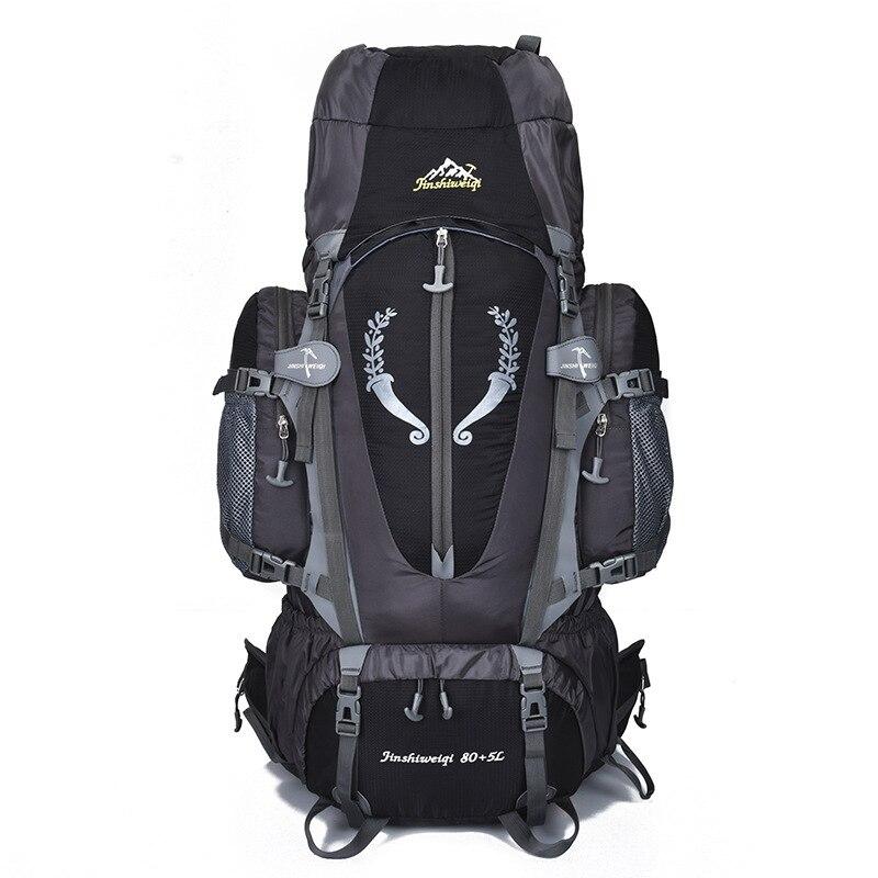 85L mochila de Gran Capacidad Al Aire Libre Para Acampar Bolsa de Viaje bolsa de