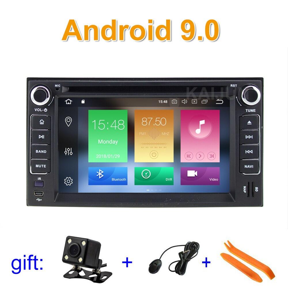 Android 9 Car DVD Player for KIA Ceed SORENTO SPORTAGE SPECTRA SEDONA STAR CARNIVAL CERATO CARENS
