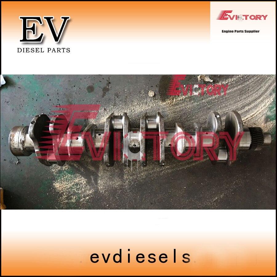 Для Toyota 6-8 тонн forklft ДВИГАТЕЛЬ rebuild 15Z коленчатый вал из натуральной стали