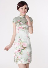 Shanghai Style Traditional Chinese Dress