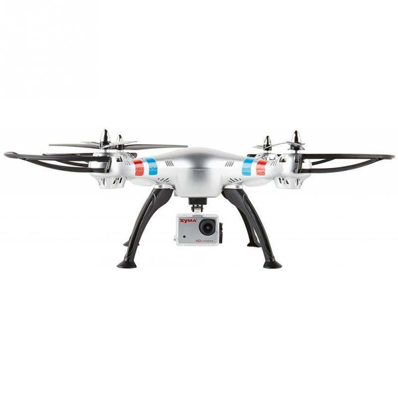 Syma X8G Fly Gyro RC Quadcopter 2.4Ghz 6-Axis Drone UAV RTF UFO 8MP HD Camera Aerial photography