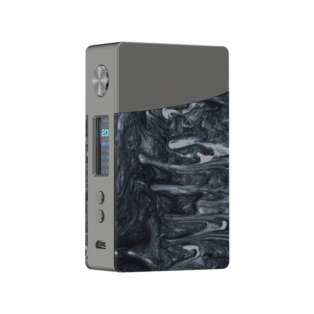 Geekvape Nova 200 W TC boîte Mod Portable E-cigarette Vaping Mod soutien cerbère réservoir TC Mods avec avancé comme Chipset VS glisser Mod - 6