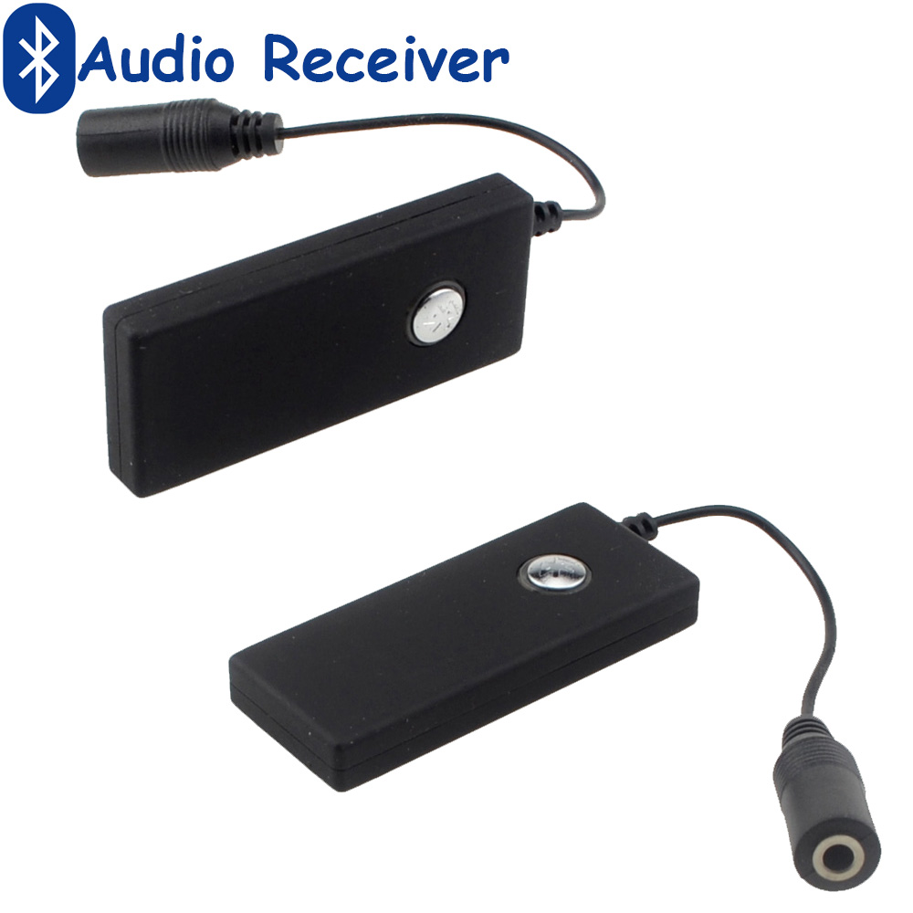 Car Bluetooth Aux Receiver Cable Adapter For Vw Rcd210: Aliexpress.com : Buy Bluetooth Receiver 3.5mm Jack