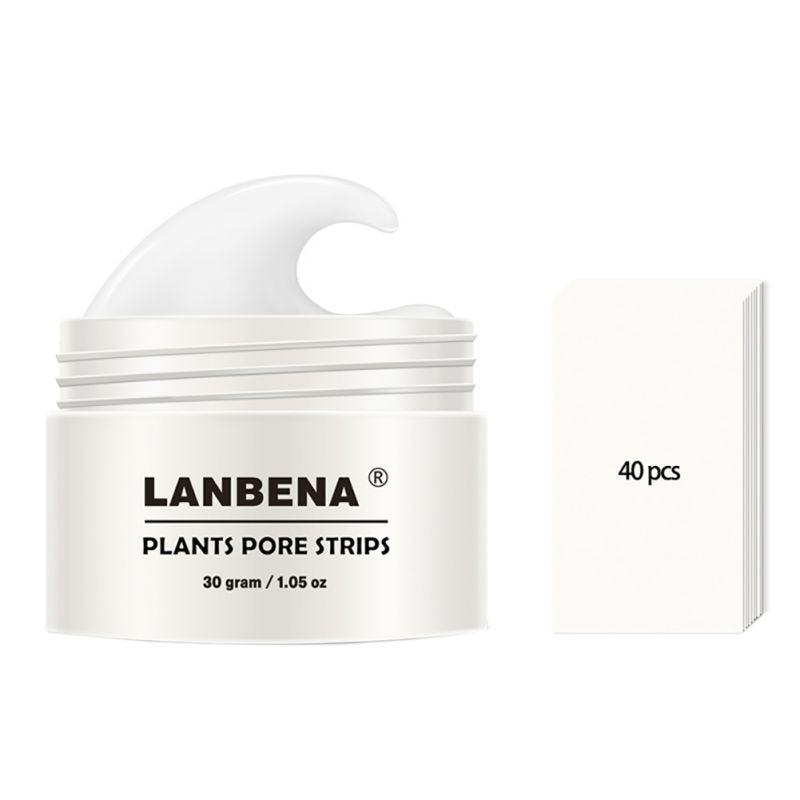 30g Blackhead Remover Nose Mask Pore Strip Black Mask Peeling Acne Treatment Black Deep Cleansing Skin Care PL2