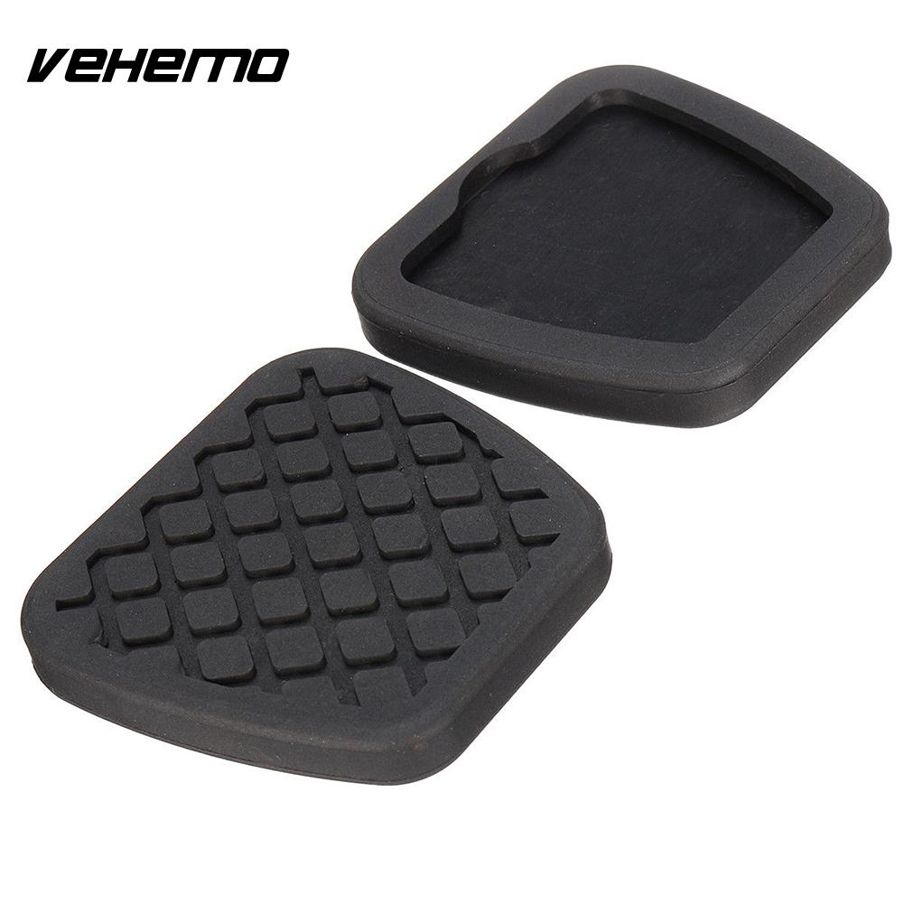 2PCS/Lot Pedal Pad Rubber Cover Brake Pedal Rubber Pad Safety Pedal Rubber  Pad Durable for Honda Civic Accord CR V Car Styling-in Pedals from  Automobiles ...