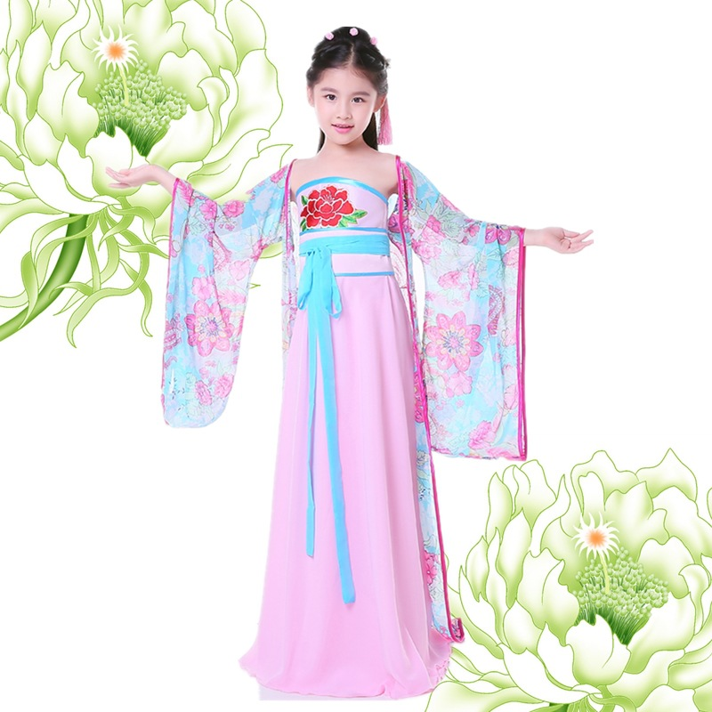 Childrenu0027s Chinese Traditional Costume Girl Tang Dynasty Emperor Imperial Prince Dragon Dance Clothing Male Ancient Clothes 89-in Chinese Folk Dance from ...  sc 1 st  AliExpress.com & Childrenu0027s Chinese Traditional Costume Girl Tang Dynasty Emperor ...